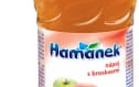 6x HAMÁNEK S broskvemi (500 ml) – nápoj