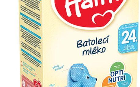 3x HAMI 24+ (600 g) - kojenecké mléko