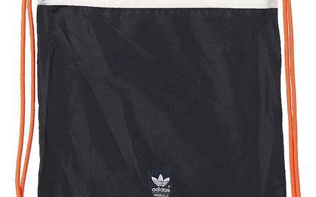 Vak Adidas Gymsack Running blue-white