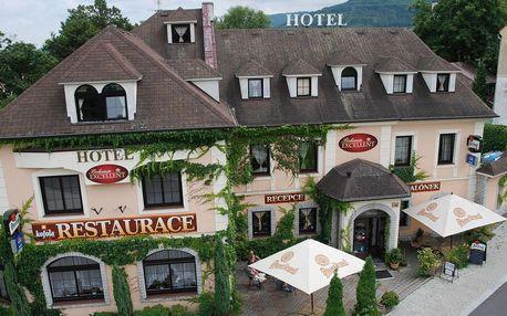 Hotel Bohemia Excellent*** v Klášterci nad Ohří s bohatou polopenzí