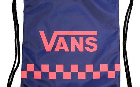 Vak Vans Benched crown blue
