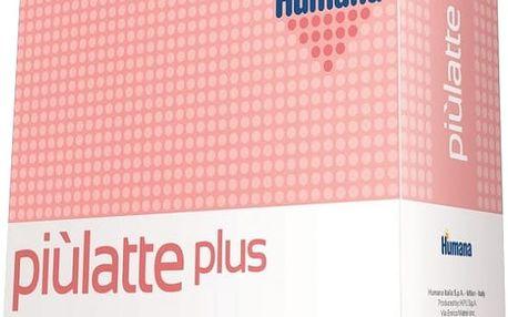 HUMANA Piùlatte Plus na podporu kojení – sáčky 14x5g