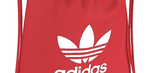 Vak Adidas Gymsack Tricot vivid red