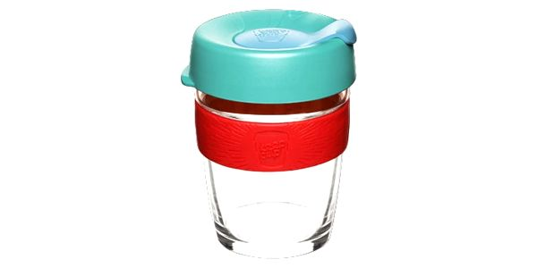 Hrnek KeepCup red medium 0,34l