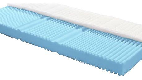 Pěnová matrace flex h2, 90/15/200 cm
