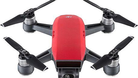 DJI Spark - Combo (lava red) - DJIS0203C
