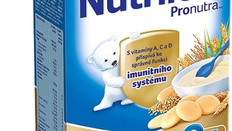 2x NUTRILON ProNutra krupicová s piškoty (225 g) - mléčná kaše