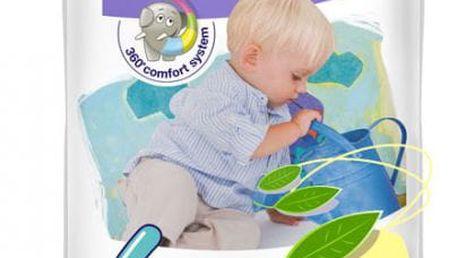 4x BELLA HAPPY 6 Junior (16+ kg) extra Big Pack, 54 ks - jednorázové pleny