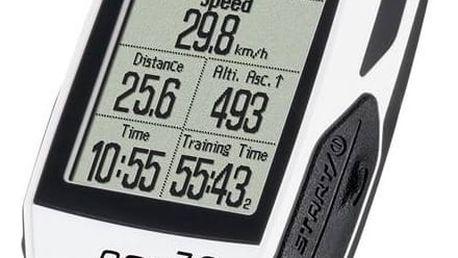 Cyklopočítač Sigma Rox 7.0 GPS bílý