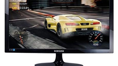 Monitor Samsung S24D330HSX (LS24D330HSX/EN) černý + DOPRAVA ZDARMA
