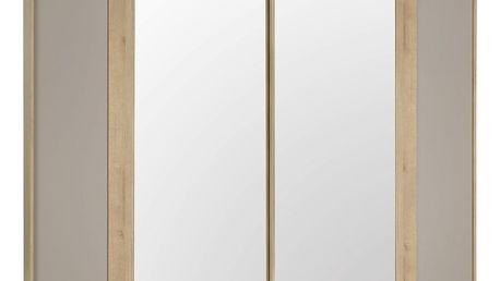 Skříň s posuvnými dveřmi kufstein 181 cm, 181/210/62 cm