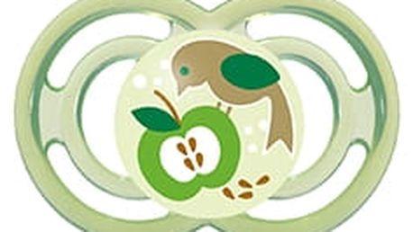 MAM Dudlík PERFECT 16+ měsíců, silikon-zelený – náhodný motiv