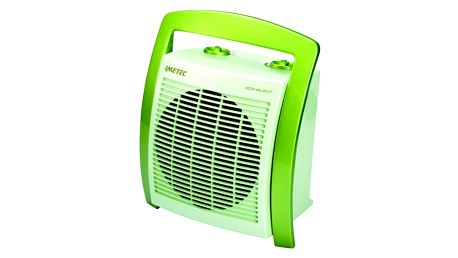 Teplovzdušný ventilátor Imetec 4926 bílý/zelený