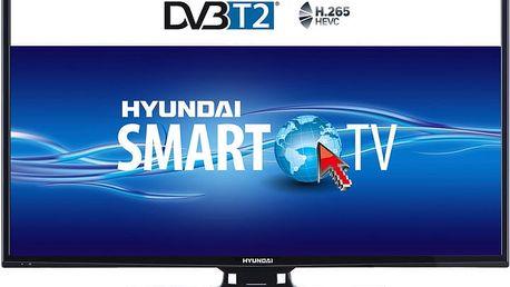 Hyundai FLN 43TS511 SMART - 108cm - HYUFLN43TS511SMART + Flashdisk A-data 16GB v ceně 200 kč