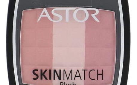 ASTOR Skin Match 8,25 g tvářenka pro ženy 001 Rosy Pink
