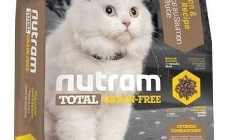 Granule NUTRAM Total Grain Free Salmon, Trout Cat 6,8 kg + Doprava zdarma