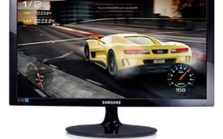 Monitor Samsung S24D330HSX (LS24D330HSX/EN) černý