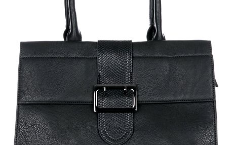 Beiyani Luxusní dámská kabelka s motivem hadí kůže