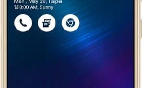 ASUS ZenFone 3 Max ZC520TL, zlatá