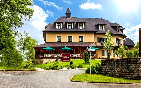 3denní dámský wellness pobyt pro 2 v Golf Hotelu Morris**** v Mariánských Lázních