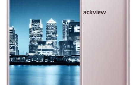 Mobilní telefon iGET GP2 Lite - mocha (84000409)