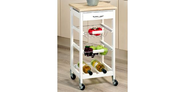 Kuchyňský, servírovací vozík KIMI 25814