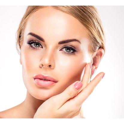 Omlazující kosmetické ošetření s liftingem