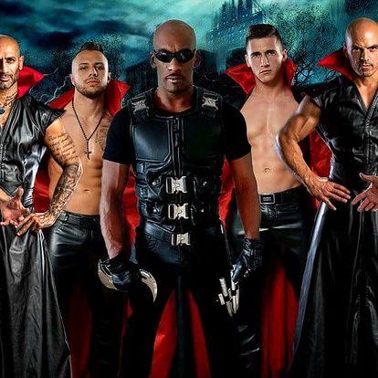 Pánská striptýzová show Blade VS Vampires
