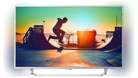 Philips 55PUS6412 - 139cm - 55PUS6412/12 + Druhá 60cm TV Philips 24PFS5231 v ceně 6000 kč