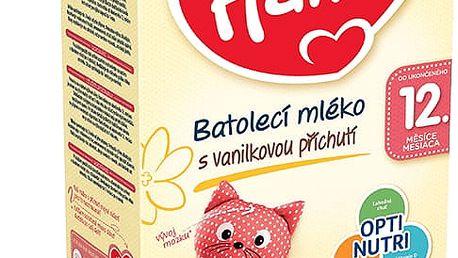 6x HAMI 3 s příchutí vanilky (600 g) – kojenecké mléko