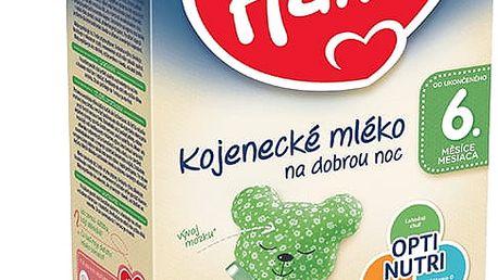 6x HAMI 6+ Na dobrou noc (600 g) - kojenecké mléko