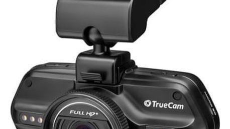 Autokamera TrueCam A7S černá + dárek