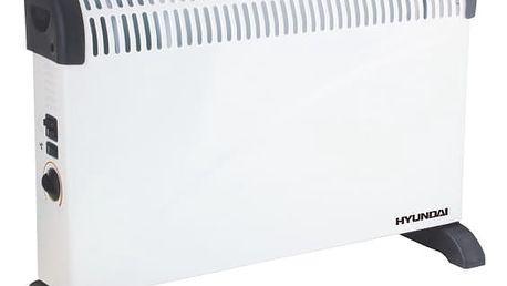 Teplovzdušný konvektor Hyundai CON 100 bílý