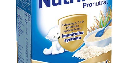2x NUTRILON ProNutra rýžová (225 g) - mléčná kaše