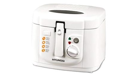 Fritéza Hyundai DF 203 bílá