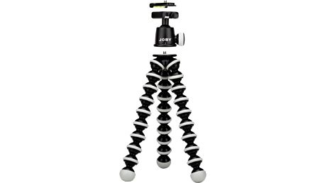 JOBY GorillaPod SLR-Zoom + Ballhead, černá/šedá - E61PJB00134