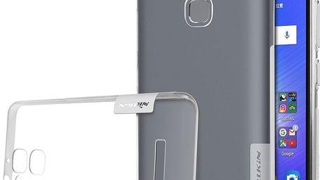 Nillkin Nature TPU Pouzdro Transparent pro Asus Zenfone 3 Max ZC520TL - 32252