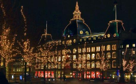 Výlet do nazdobené a vonící vánoční Kodaně
