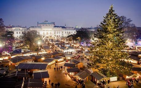 Adventní Vídeň s nákupy v Primarku - z Moravy