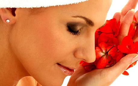 Manuální lymfodrenáž obličeje, krku a dekoltu a k tomu maska dle typu pleti.