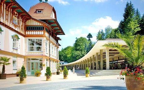 Pobyt v 3* hotelu Ogar nedaleko Luhačovic s polopenzí a welcome drinkem