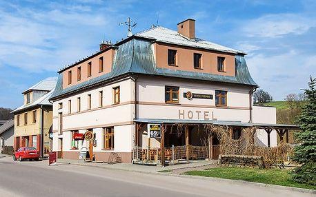 3 až 7denní pobyt pro 2 s polopenzí v hotelu Eduard v Orlických horách