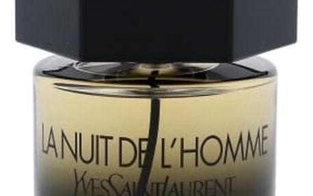 Yves Saint Laurent La Nuit De L´Homme 60 ml toaletní voda pro muže