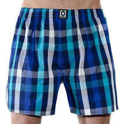 Pánské Trenky Horsefeathers Sin Boxer Shorts Navy L