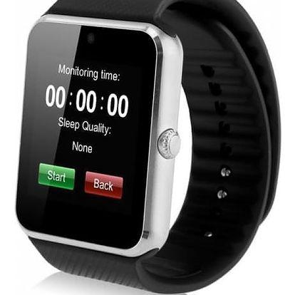 Hodinky Smart Watch GT08 s dotykovým displejem!