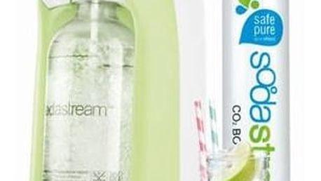 Výrobník sodové vody SodaStream Pastels JET PASTEL GRASS GREEN zelený + Doprava zdarma