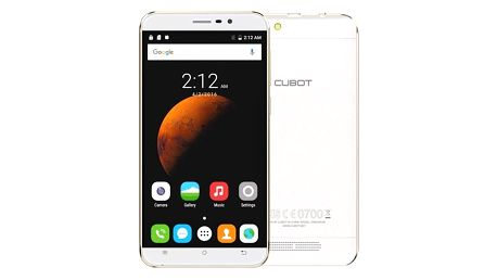 Mobilní telefon CUBOT Dinosaur Dual SIM (PH2480) bílý Software F-Secure SAFE 6 měsíců pro 3 zařízení v hodnotě 999 Kč + DOPRAVA ZDARMA