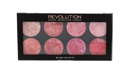 Makeup Revolution London Blush Palette 13 g tvářenka pro ženy Blush Queen