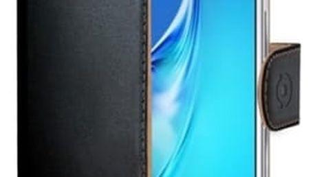 Pouzdro na mobil flipové Celly pro Samsung Galaxy J5 (2016) (WALLY557) černé