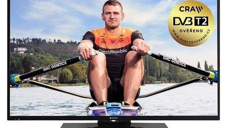 GoGEN TVF 55P269T - 140cm - GOGTVF55P269T + Flashdisk A-data 16GB v ceně 200 kč